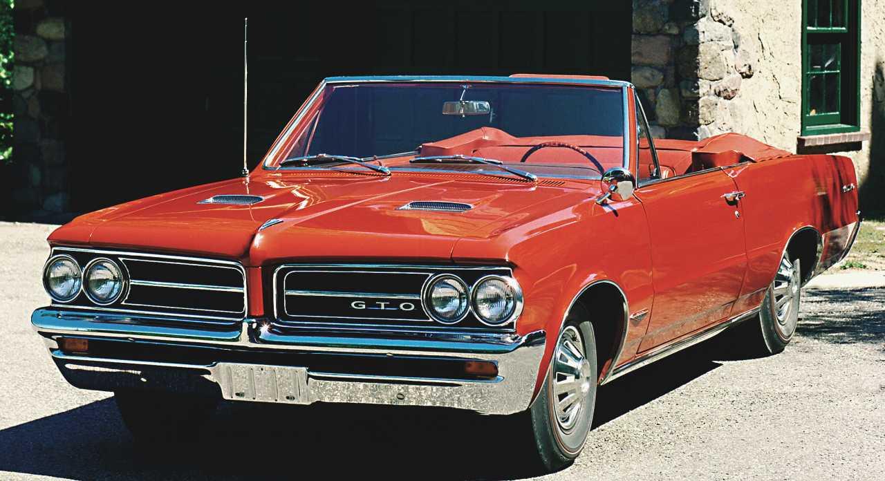 1964 1965 Pontiac Gto