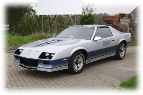 19821992 Chevrolet Camaro